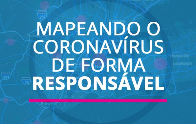 MAPEANDO O CORONAVIRUS